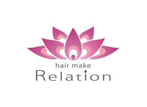 hair make Relation ロゴ