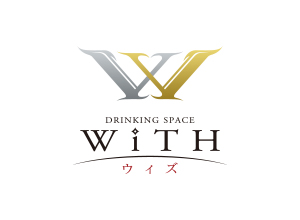 DRINKING SPACE WiTH ロゴ